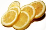 citron - la vitamine jaune poster