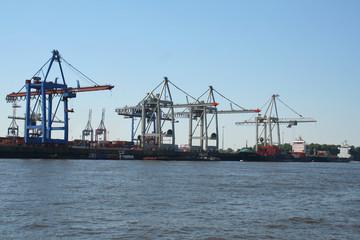 container ladekräne