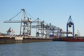 containerkräne