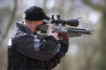 field target shooter