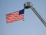 ladder flag poster