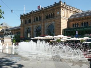hannover railway station