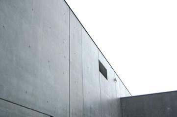 mur de béton