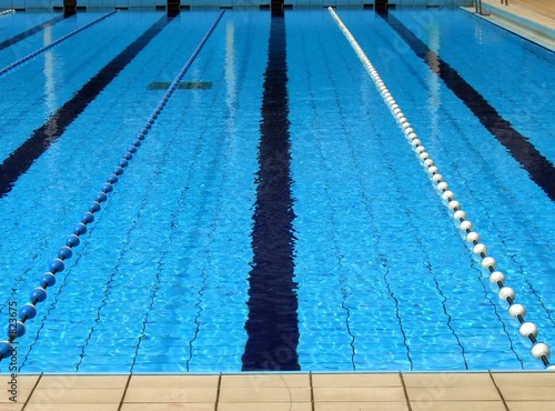 poster of outdoor swimming pool