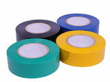 adhesive tape rolls-clipping path poster