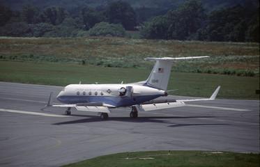 government jet