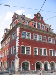 haus in halle