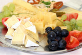 Fototapety cheese plate