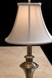 bedroom lamp poster
