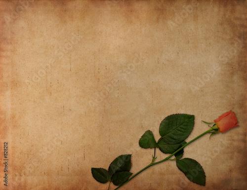 letter background. ancient love letter background