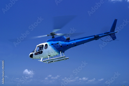 helicopter - 828485