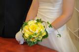 bouquet de la mariée poster