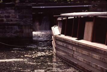 channel boat
