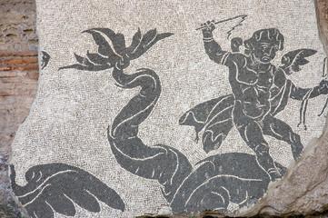caracalla mosaic 2