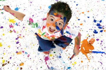 born artist