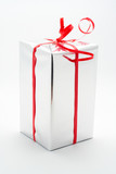 gift box white background