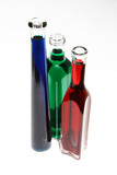 tall glass medicine poster