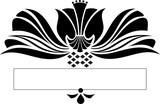 scroll design poster