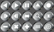 metal buttons set 2