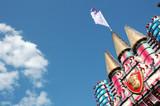 carnival castle poster