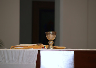 communion in catholic church