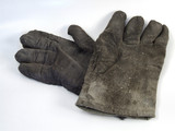 industrial working gloves poster