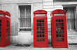 red call boxes