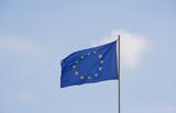 european union flag poster