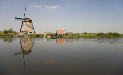 dutch windmill 17