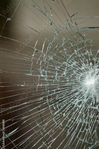 2nd smashed window