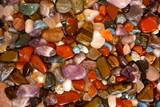 semi precious stones poster