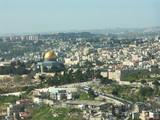 old city jerusalem poster
