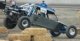 sand cars landing poster