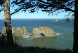 arch rock viewpoint poster