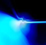 neon light poster