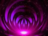 violet light poster