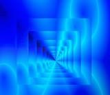 neon infinity poster