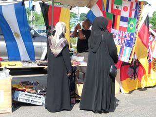 flohmarkt + nationalitäten