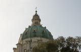 renaissance dome, naples poster