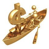 rowboat dollar