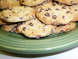 chocolate chip cookies poster