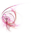 pink rays dance