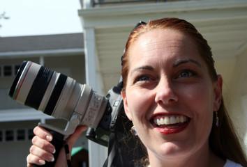 fellow professional photographer