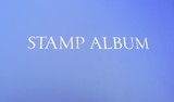 stamp album poster