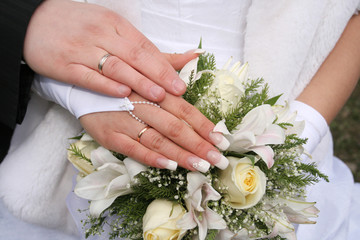 hand married