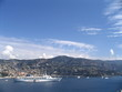cruise ship on french riviera