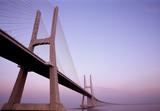 Fototapeta Lizbona - rzeka - Widok Miejski