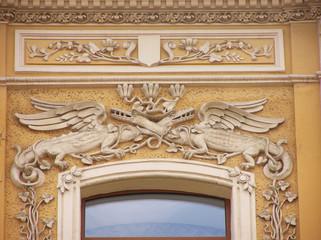 winged crocodiles