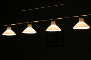 hängende deckenbeleuchtung