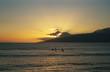 maui sunset, hawaii